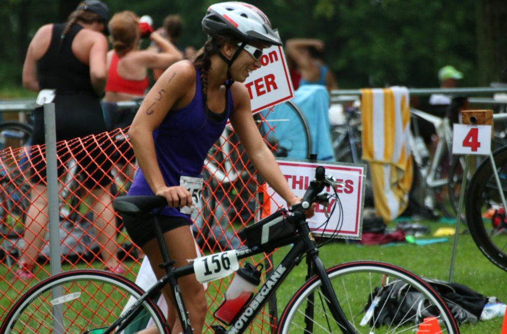 Overall champions repeat at KPC Sprint Triathlon